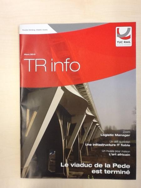 TR info mars cover