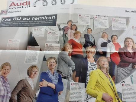 Audi femmes