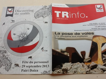 TRinfo cover
