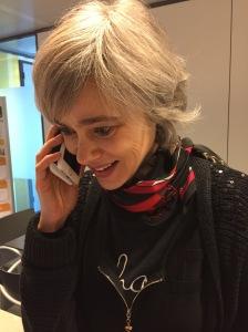 WP_Sabine Desmette, Mobistar. Pour téléphoner en toute tranquilité, des espaces isolés ont été aménagés.